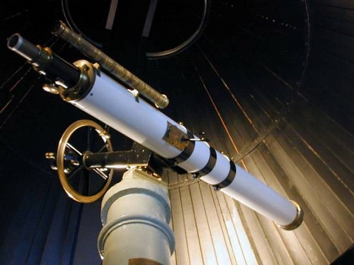 The Historic Cooke Telescope in York Observatory